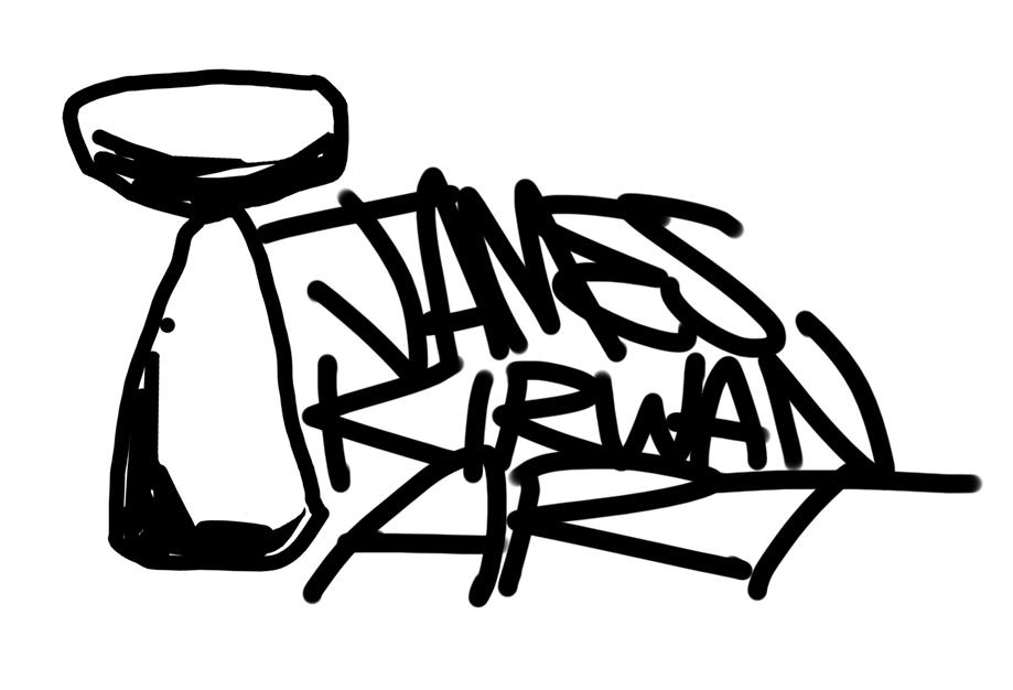 James Kirwan Art